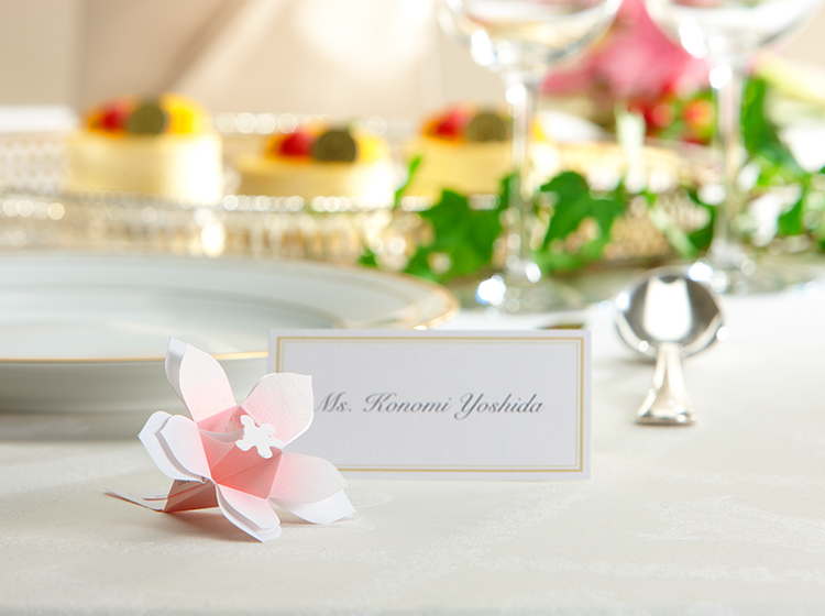 メッセージカード,Hana-kotoba Bouquet,ウェディング