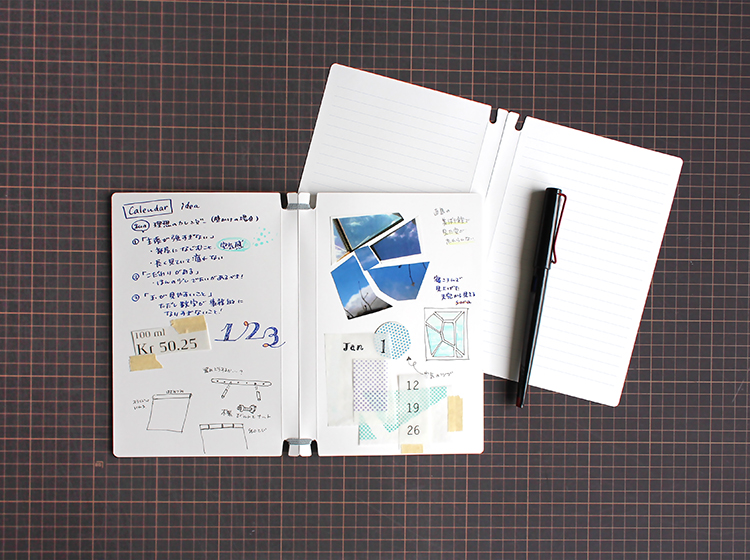 スクラッップブック Sara book