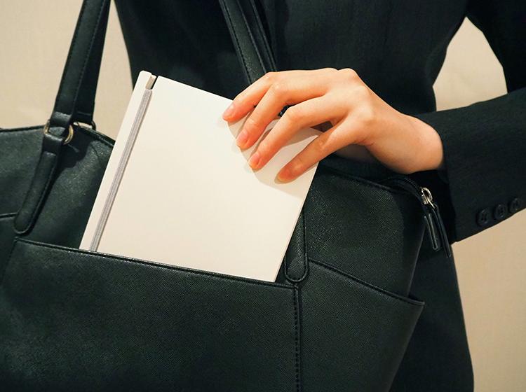 Sara book white