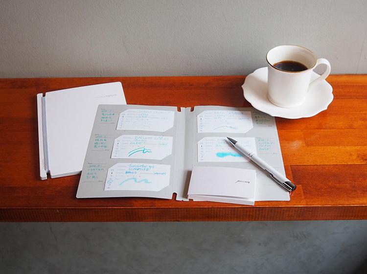 文具とコーヒーギフトセットリプラグ
