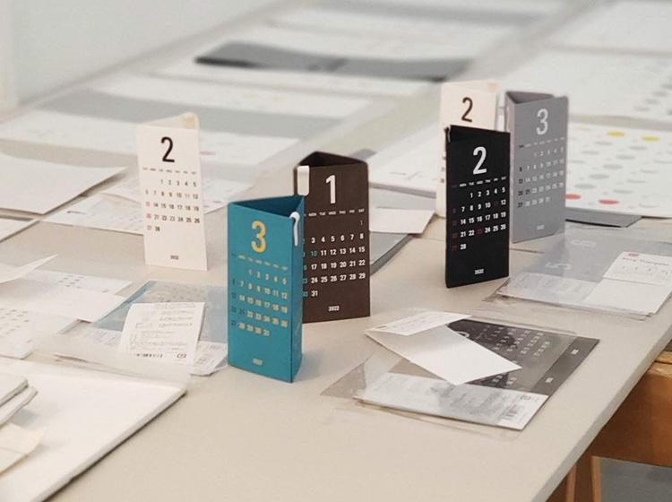 リプラグ3ヶ月卓上カレンダー リプラグトライアングラー